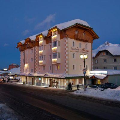 Hotel Sport Vittoria****