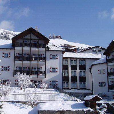 Apartmány Casa Metz