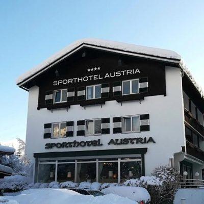 Sporthotel Austria****