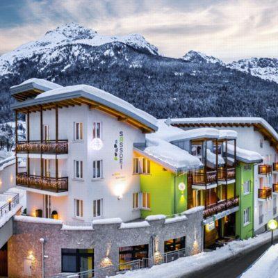 Hotel Sassdei Suite****