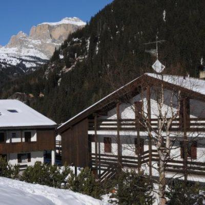 Rezidencia Casa Canazei