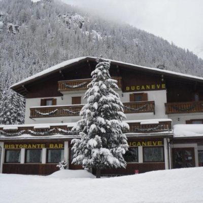 Hotel Bucaneve***
