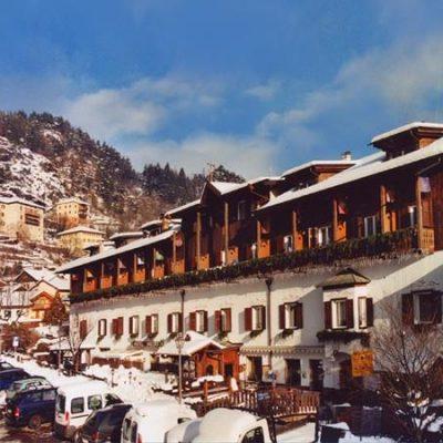 Hotel Ancora – Castello Molina Di Fiemme****