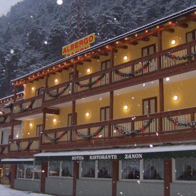 Hotel Zanon***