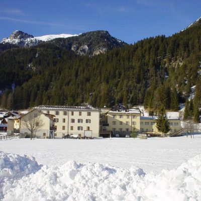 Villa Soggiorno Dolomiti – Raňajky