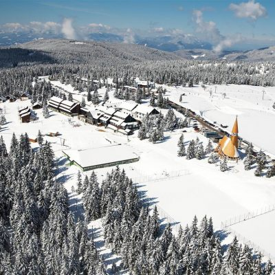 Hotel Brinje – Zimný Zájazd So Skipasom V Cene***