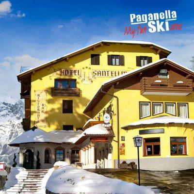 Hotel Santellina – 5denný Lyžiarsky Balíček So Skipasom A Dopravou V Cene***