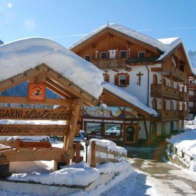 Hotel Garni Letizia – Val Di Fassa*