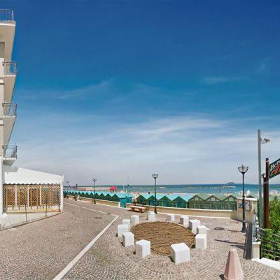 Hotel President – Pesaro***