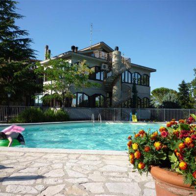 Hotel Villa Ambra***