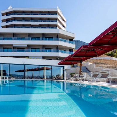 Hotel Plaža Duće****