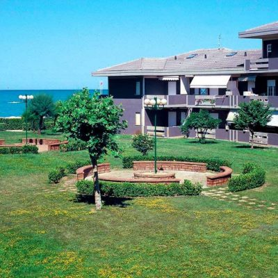 Rezidencia Green Marine