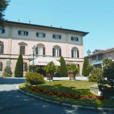 Hotel Villa Dele Rose –  Raňajky****