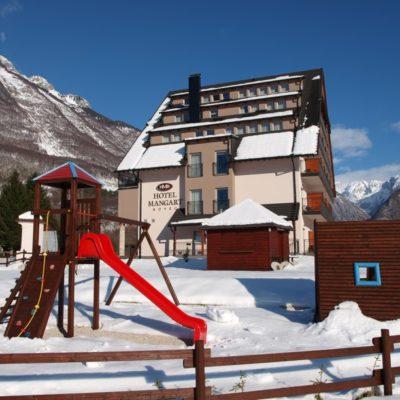 Hotel Mangart – Zimný Zájezd***