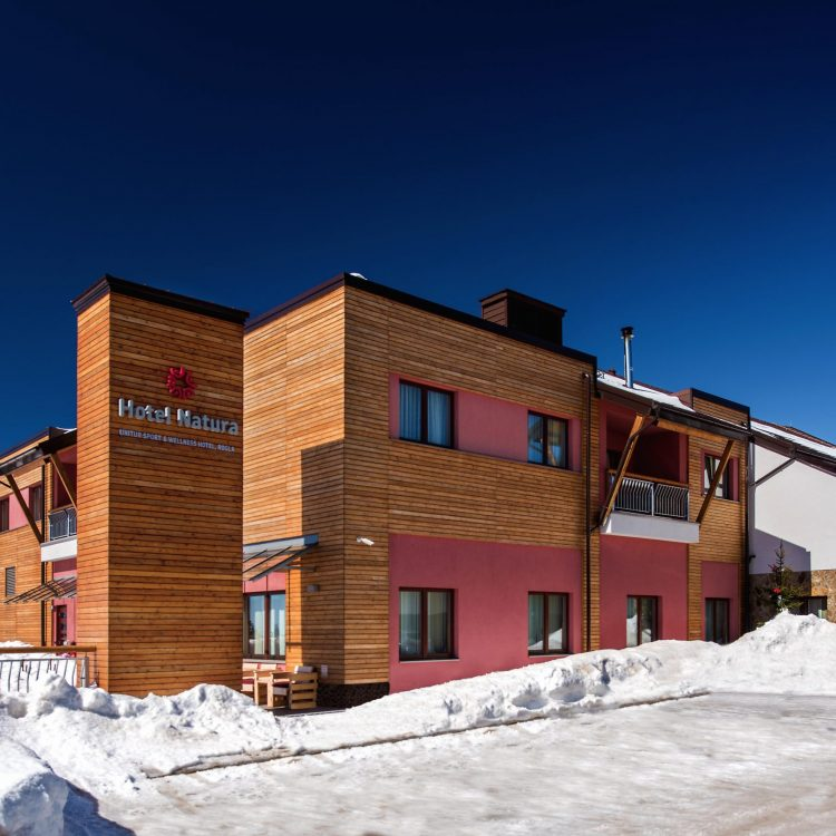 Hotel Natura - zimný zájazd so skipasom v cene