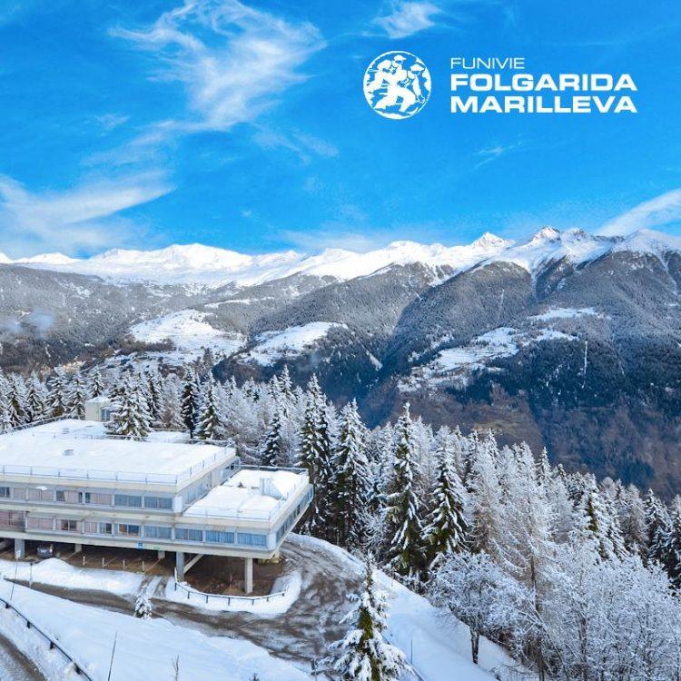 Hotel Sole Alto – 5denný lyžiarsky balíček so skipasom a dopravou v cene