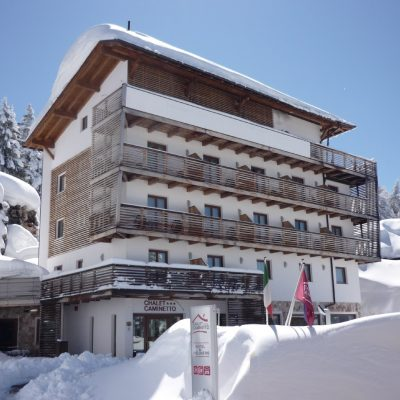Hotel Chalet Caminetto***