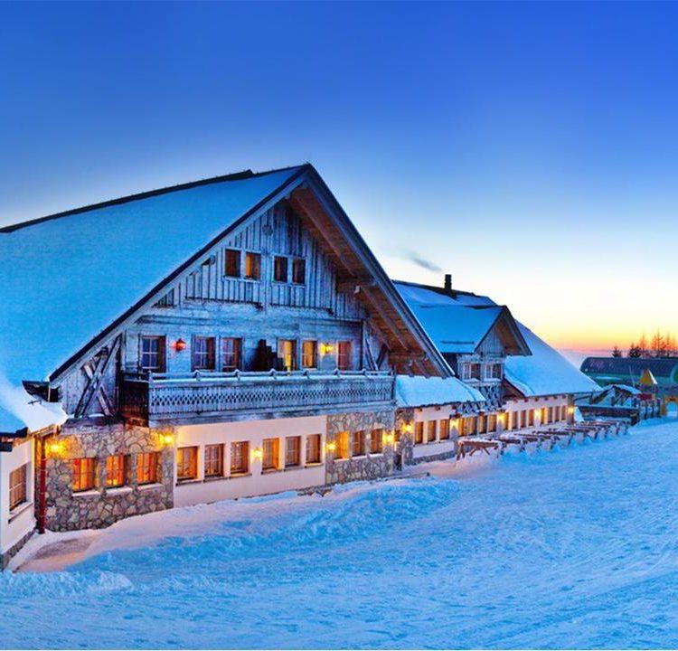 Apartmány Alpska Perla