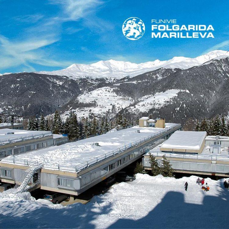 Hotel Marilleva 1400 – 6denný lyžiarsky balíček s denným prejazdom