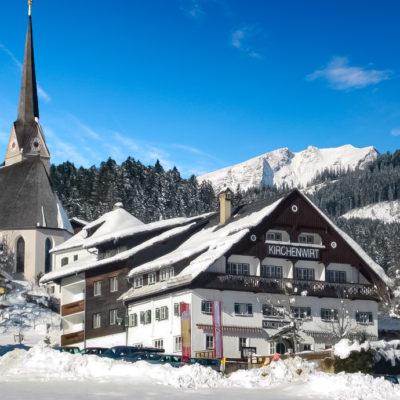 Gasthof Kirchenwirt – 8denný Zimný Pobyt So Skipasom V Cene