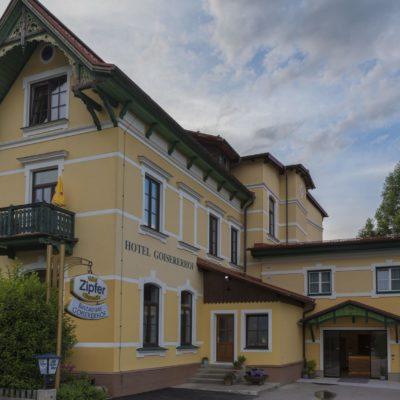 Hotel Goisererhof***