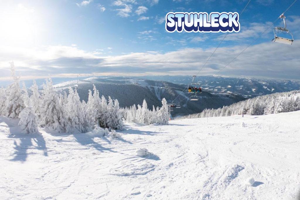 Jednodenné lyžovanie v stredisku Stuhleck am Semmering