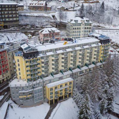 Aparthotel Bellevue – Izby S Raňajkami****