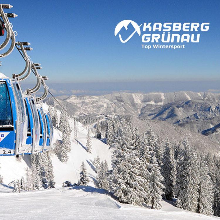 Jednodenné lyžovanie v stredisku Kasberg