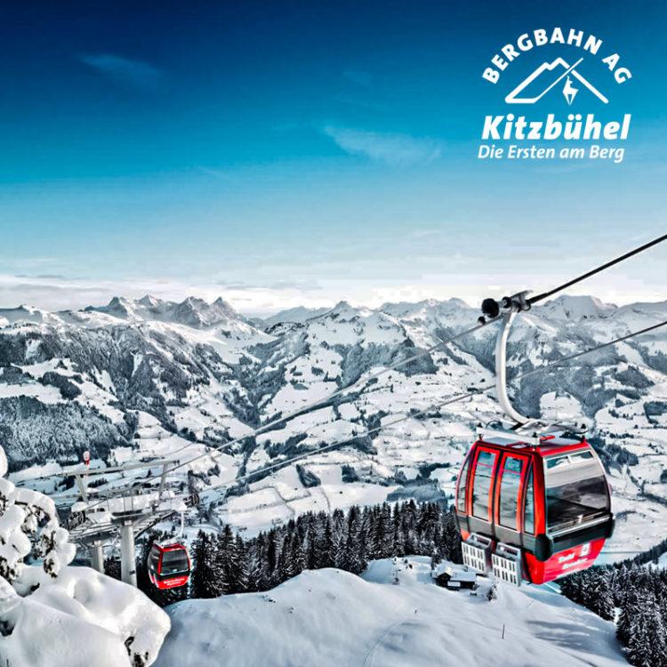 Jednodenné lyžovanie v Kitzbühelu