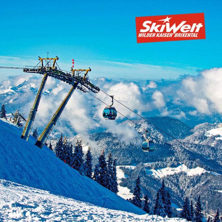 Jednodenné lyžovanie v rakúskom Ski Welt