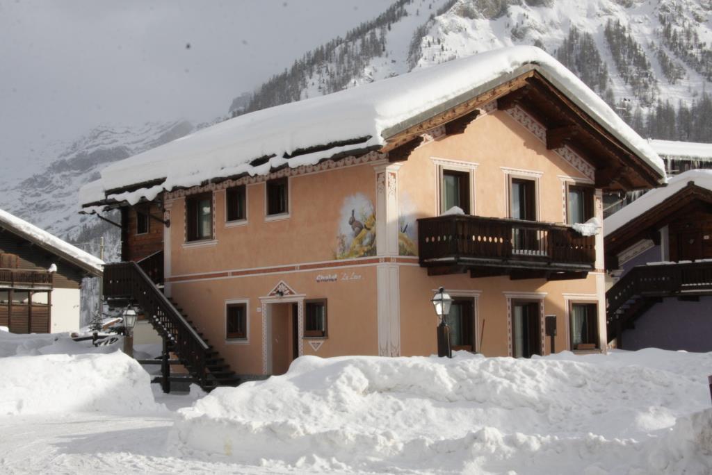 Apartmány Chalet La Golp - Pineta (pobyt so skipasom)