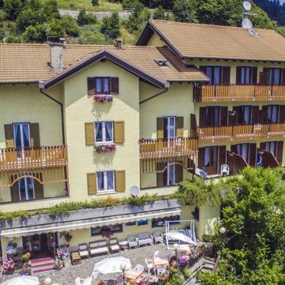 Hotel Aurora – Molveno špeciálna Akcia Na Dvojlôžkové Izby***