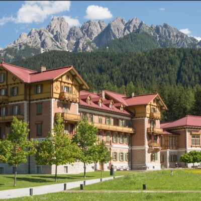 Grand Hotel Kulturzentrum Euregio Gustav Mahler