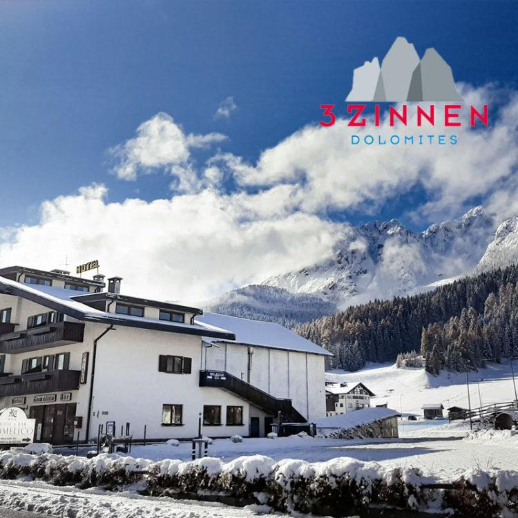 Hotel Comelico – 6denný lyžiarsky balíček so skipasom a dopravou v cene