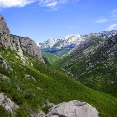 Chorvátske Národné Parky A Prímorské Mestá