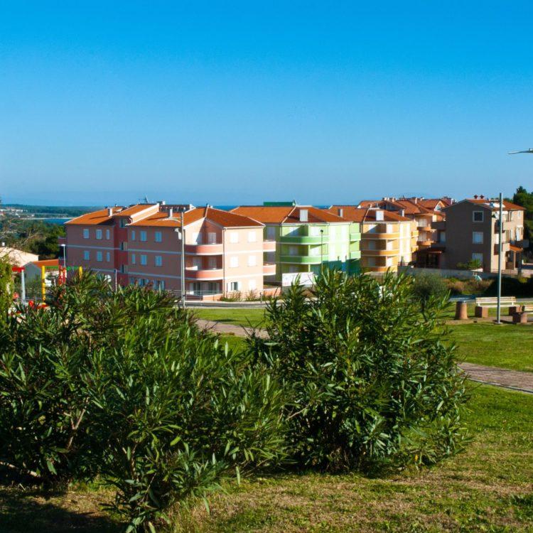Apartmány Premantura Dom – s polopenzí