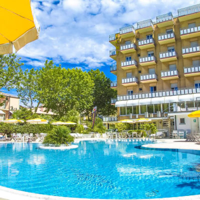 All Inclusive Light + 2 Osoby ZDARMA V Depandanci Hotelu Duca Di Kent***