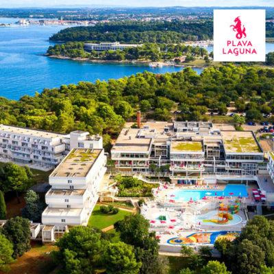 Hotel Delfin – Poreč Zelena Laguna**