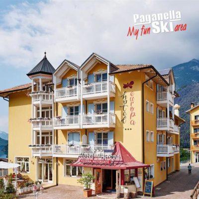 Hotel Europa – 5denní Lyžařský Balíček Se Skipasem A Dopravou V Ceně***